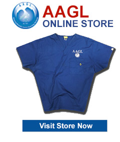 GET YOUR AAGL GEAR